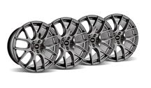 Mustang SVE Drift Wheel Kit - 19x9.5 Dark Stainless (05-15)