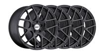 Mustang TSW Nurburgring Wheel Kit - 20x8.5, 10 Matte Gun Metal (05-14)
