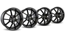 Mustang FR500 Wheel Kit - 20x8.5/10 Matte Black (05-14)