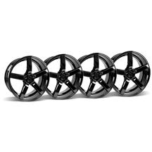Mustang DF5 Wheel Kit - 20x8.5 Piano Black (05-15)