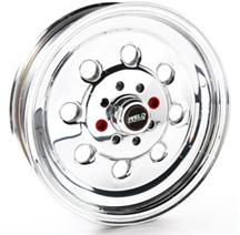 "Mustang Weld Racing Draglite Wheel - 15x3.5"" Polished (79-93)"