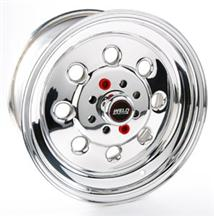 "Mustang Weld Racing Draglite Wheel - 15x8"" Polished (79-93)"