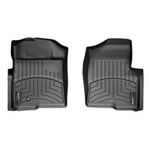 F-150 SVT Raptor Weather Tech Front Floor Mats Digital Fit, Black (2010)