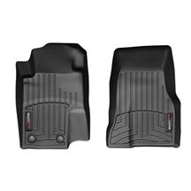 Mustang WeatherTech DigitalFit FloorLiner  - Black (11-12)