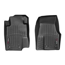Mustang WeatherTech DigitalFit FloorLiner  - Black (13-14)
