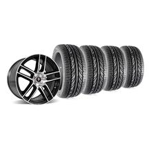 Mustang Ford Racing 2012 Boss 302 Laguna Seca Wheel & Tire Kit 19X9/10 (05-14)