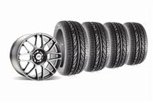 Mustang Ford Racing 2011 GT500 Wheel & Nitto Tire Kit - 19X9 & 19X10 (05-14)