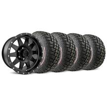 SVT Raptor Method Standard Wheel & Tire Kit  Black (10-14)
