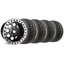 SVT Raptor Ford Racing SVT Raptor Bead-Lock Wheel & Tire Kit (10-14)