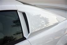 Mustang Xenon Quarter Window Scoops (99-04)